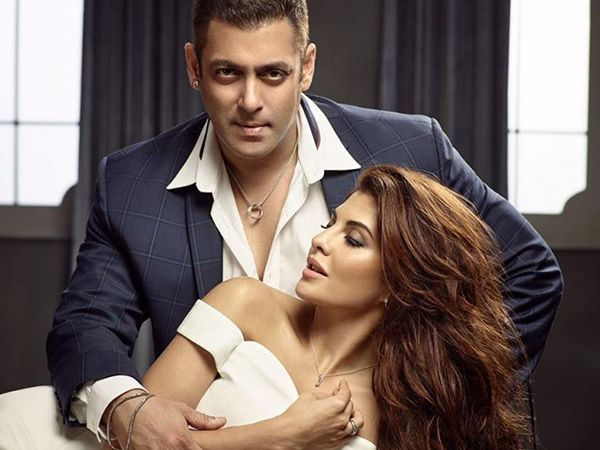 The sizzling on screen couple from 'Kick', Salman Khan and Jacqueline Fernandez, recently got together for a photoshoot for Being Human Jewellery. Dressed in classy outfits...