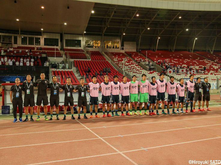 [AFC U-19選手権]初優勝を懸けた日本、サウジアラビアと120分間の熱闘(10枚) http://web.gekisaka.jp/photonews/detail/?202168-202168-pn