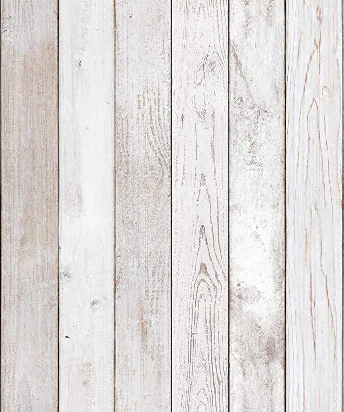 Reclaimed Wood Distressed Wood Panel Wood Grain Self Adhesive Peel Stick Wallpaper Vbs304 How To Distress Wood Wood Paneling Peel And Stick Wallpaper