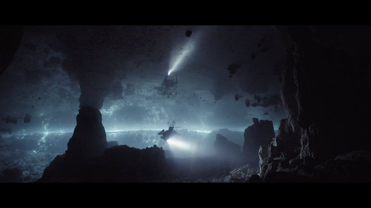 Discover the hidden underwater caves of El Toh in this astonishing video.   Cave Diving El Toh - Yucatan  -  lj
