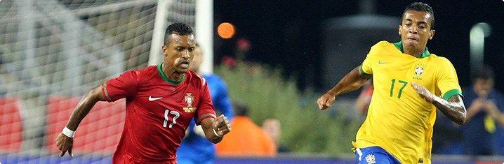 #Brasil2014 #Portugal vs #Luxemburgo - #Nani abre o marcador em Coimbra frente ao Luxemburgo?