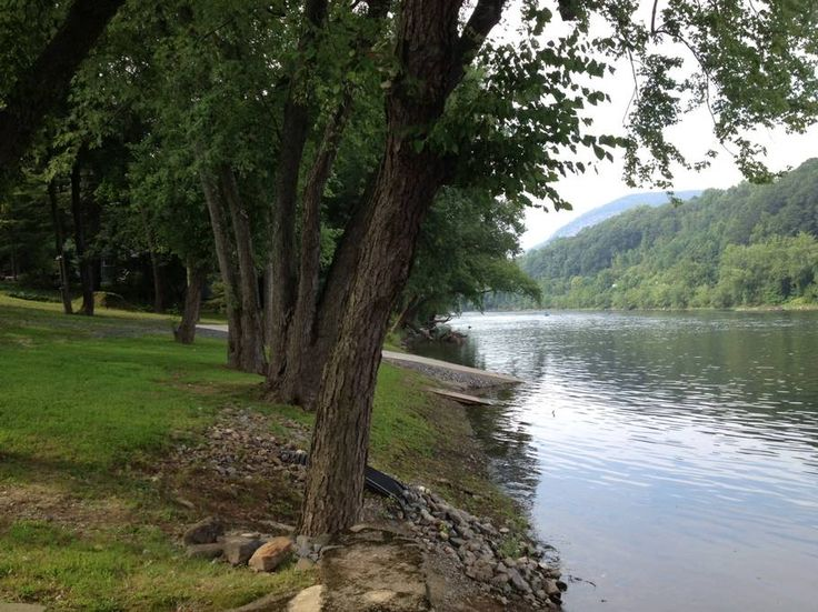 Check out this awesome listing on Airbnb: Pocono Cabin on the Delaware River! - Cabins for Rent in Mount Bethel