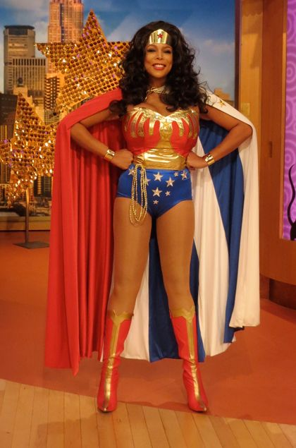Wendy Williams' Wonder Woman   The Wendy Williams Show - Part 4