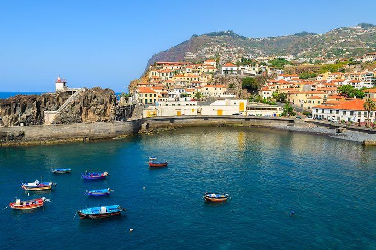 #Vuelos a #Funchal, la capital de #Madeira #blog #blogdeturismo #viajar #vuelosbaratos