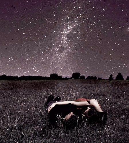 i want to go on a stargazing date