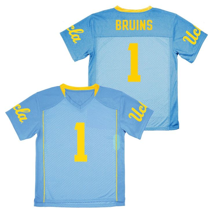 NCAA Boys' Replica Football Jersey Ucla Bruins - XS, Multicolored