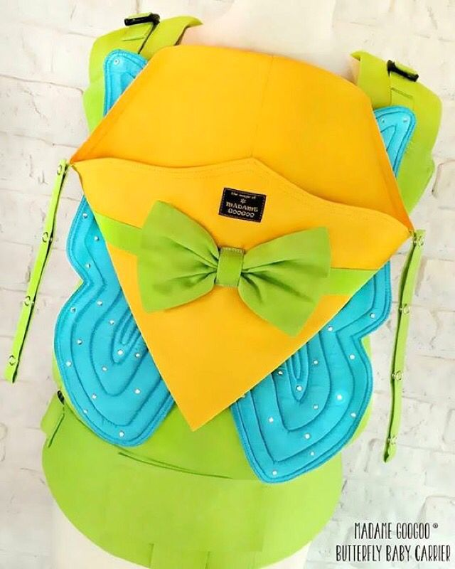 Dear Fans I have a new special offer for you, this time for BABY CARRIERS WITH WINGS  You can choose the type of wings you like: BAT, DRAGON, BUTTERFLY or BEE (photo coming soon!). Feel free to customise your carrier to your personal taste!  Every carrier including wings will have a 10% discount! The special offer only lasts until Saturday! If you're interested in placing an order, please email us at info@madamegoogoo.com   MADAME GOOGOO fan page on Facebook: https://m.facebook.com/pro