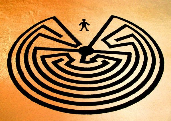 Addiction and The Man In the Maze