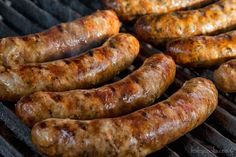Homemade Sausage Making Recipes  You don't need a meat grinder / sausage stuffer to enjoy home-made sausage.