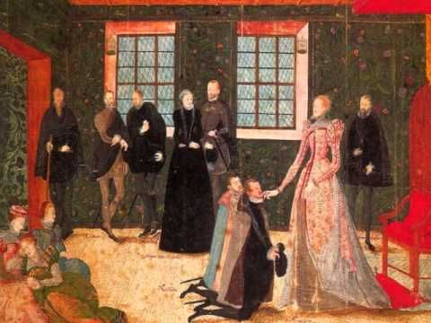 John Dowland, Queen Elizabeth's Galliard