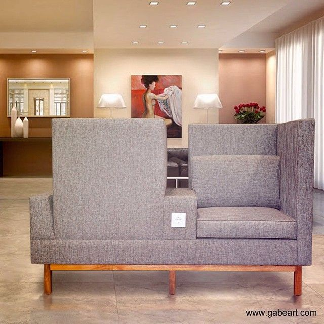 Another #sofa for #domestic #lounge at #Bali #airport #indonesiafurniture #indoorfurniture #furniture #sofa #teakfurniture by www.gabeart.com