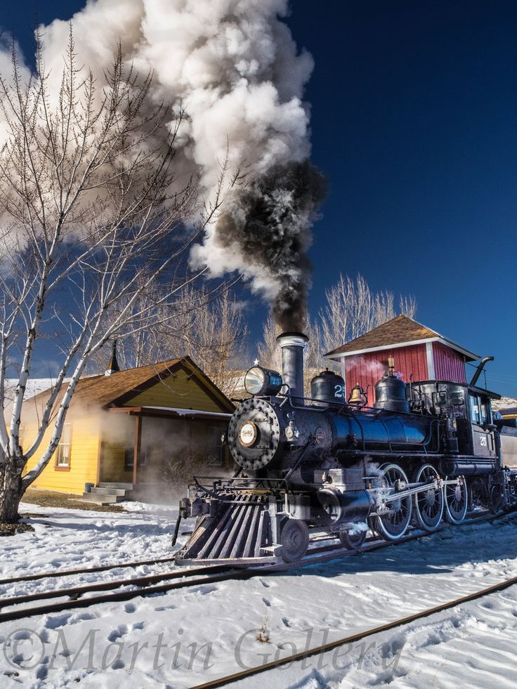 Nsrm Steam Locomotive131215-33 by MartinGollery.dev... on @deviantART
