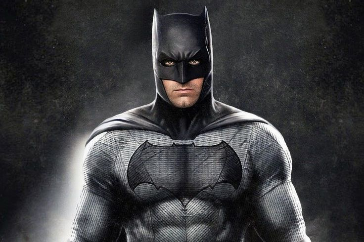 Learn How Ben Affleck's Batman Suit Was Created