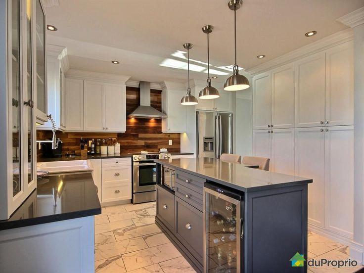 Maison à vendre Chateauguay, 417, boulevard Pierre-Boursier, immobilier Québec | DuProprio | 601900