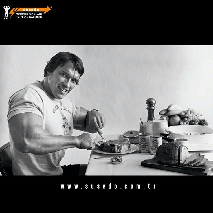 Ne kadar ağır çalışırsan çalış iyi beslenmezsen büyüyemezsin.👍  #susedo #susedosporcubesinleri #motivasyon #egzersiz #protein #vücutgeliştirme #spor #sağlık #proteintozu #enerji #gym #besin