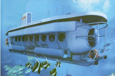 SUBMARINE SAFARI The excursion is to take you to look out and see the fantasy of rarely visited reefs and wide variety colored marine creatures in our famous Bali dive site.