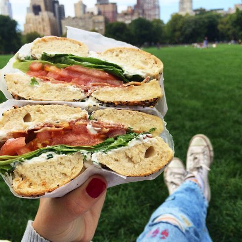 Carly's Guide To The Best NYC Bagels | The Glitter Guide