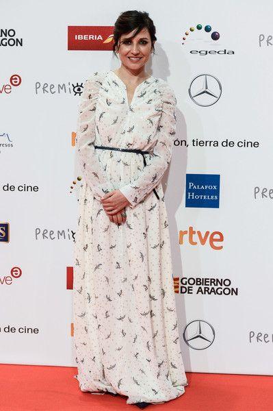 Marian Alvarez attends the 23rd edition of Jose Maria Forque Awards at Palacio de Congresos on January 13, 2018 in Zaragoza, Spain.