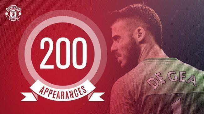 Jubileusz świetnego bramkarza Manchesteru United • David de Gea rozegrał już 200 meczów dla Man Utd • Kilka parad Hiszpana • Zobacz >> #degea #manutd #manchesterunited #football #soccer #sports #pilkanozna