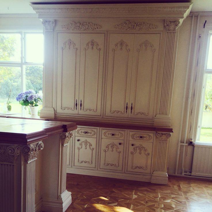 Kitchen at Hynboholm
