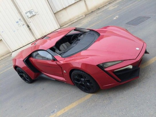 Meet Rs. 21 crore worth W Motors Lykan Hypersport seen in Furious 7