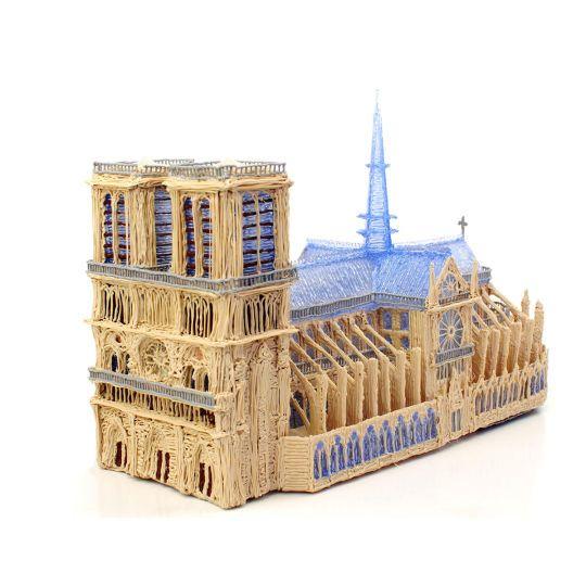 3Doodler 2.0 3D Printing Butterfly