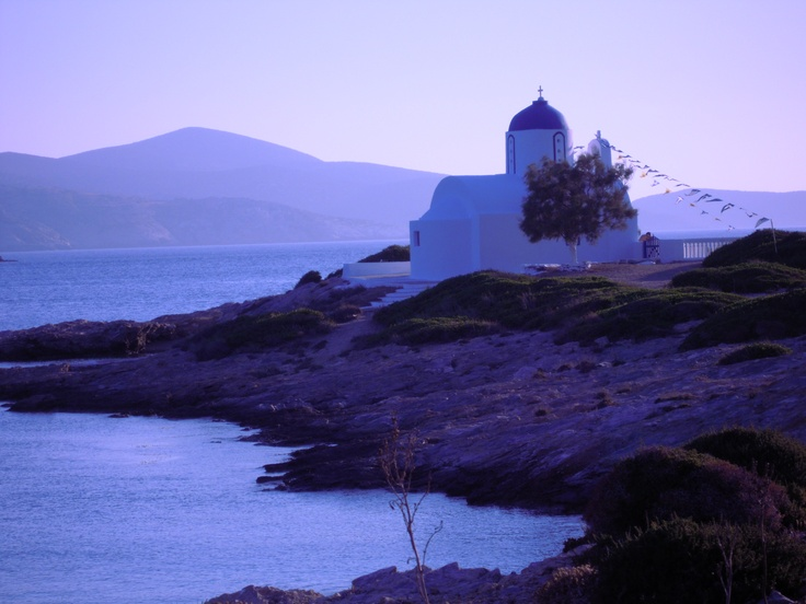 Katapola, Amorgos, Greece - Cyclades