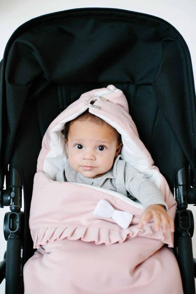 Travel Sleeping Bag - Powder Pink #Houseofjamie#kids#baby#essentials#pink#ontheway#sleepingbag