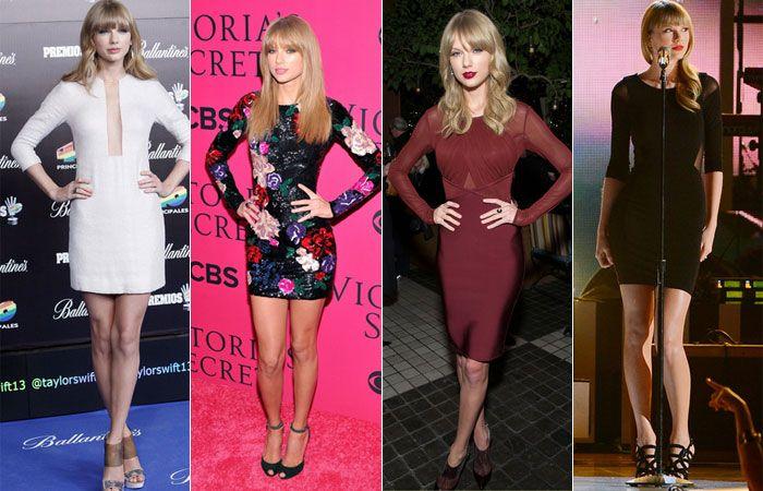 Estilo: Taylor Swift – parte 2 | Just Lia