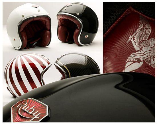 Altiers Ruby Motorcycle Helmet Brand