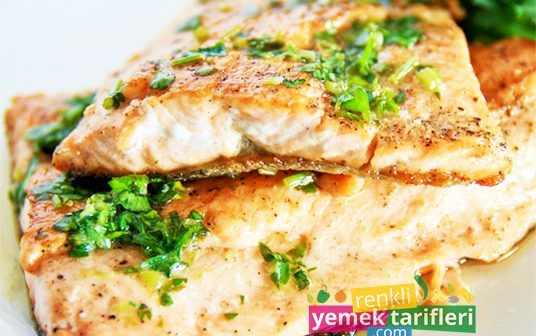Somon Tarifi somon tarifi,somon nasıl yapılır,balık tarifleri,renkli yemek tarifleri http://renkliyemektarifleri.com/somon-tarifi
