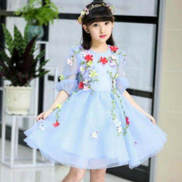 Baju Kebaya Dres Anak