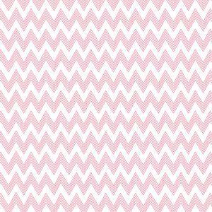 Behang Roze ZigZag