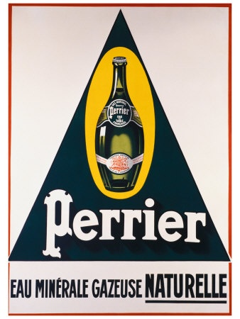 Perrier Sparkling Mineral Water