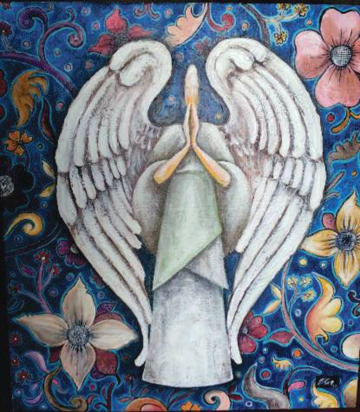 Angels on Behance