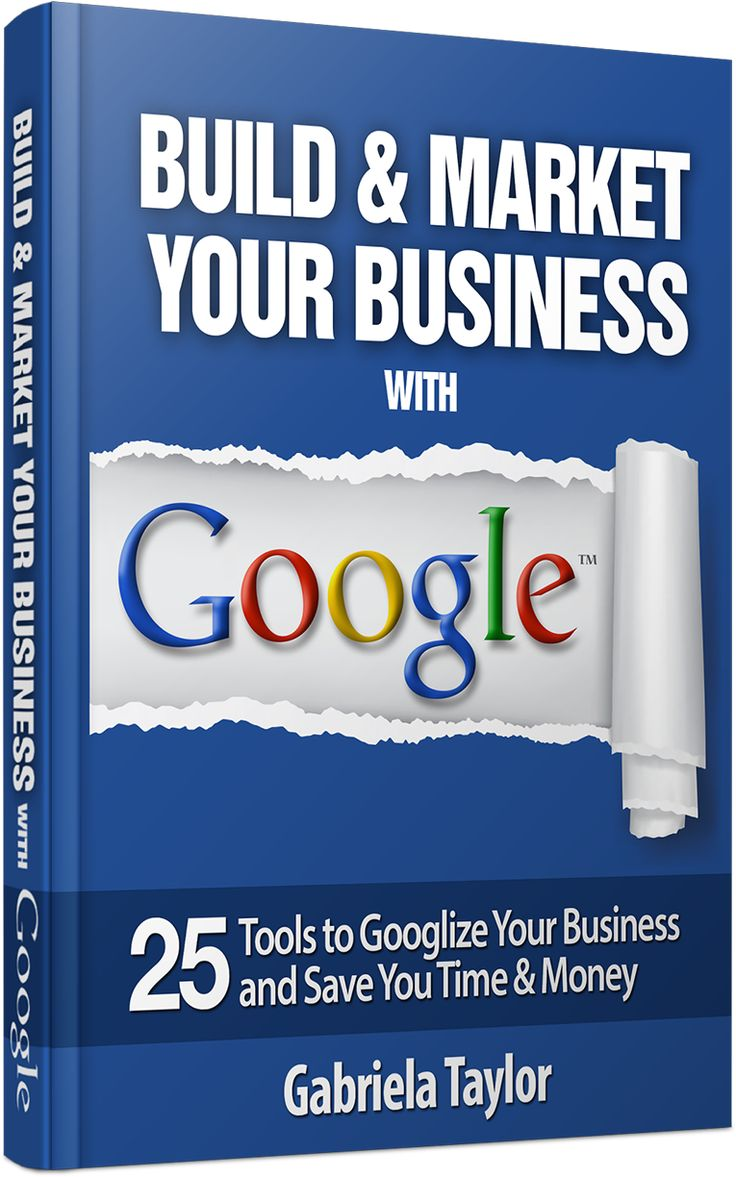 THE ULTIMATE GUIDE TO BUILDING YOUR BUSINESS WITH #GOOGLE - Google is an intrinsic part of our daily online lives. This book unlocks the power of Google and how you can make this search giant work for you and your business. Learn more about the full suite of Google tools (YouTube, Adwords, Google Plus, etc.), how you can use them to launch and grow your business and have a successful online strategy by understanding exactly what you can get from Google. http://www.amazon.com/dp/B00851Y7PA