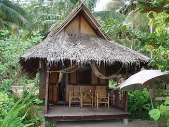 Tropical Hut Styles This Has A Thai Feel Or South East