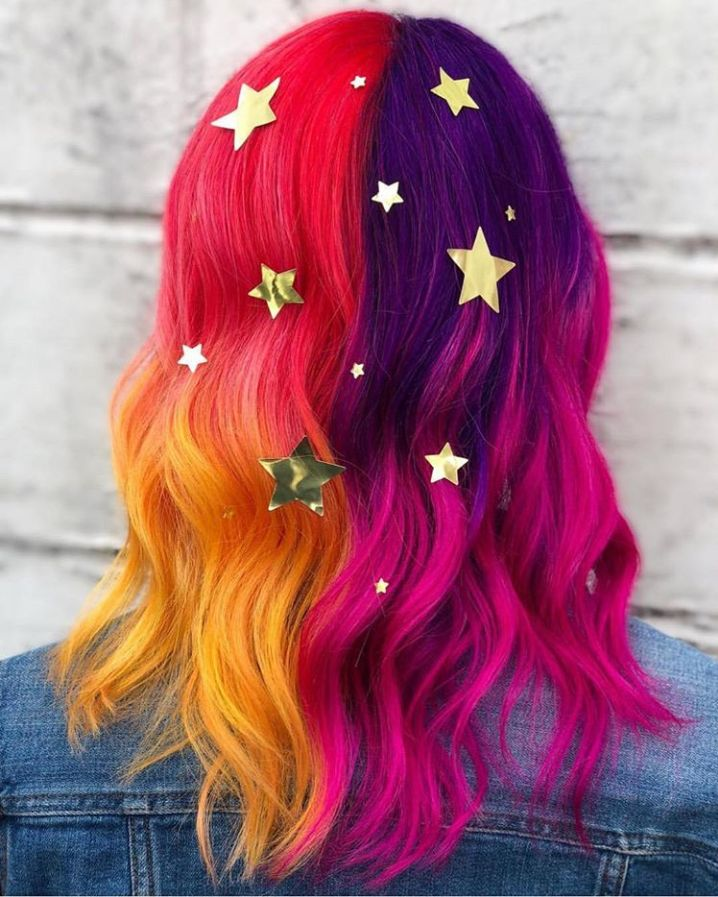 35 Engaging Purple Ombre Hair Shade Concepts To Strive