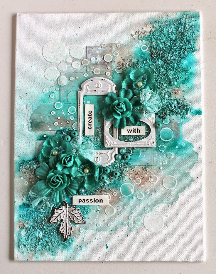13arts: March Challenge #28: Moodboard with a Twist