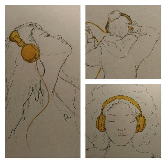 Headphones ©Felia Brücker