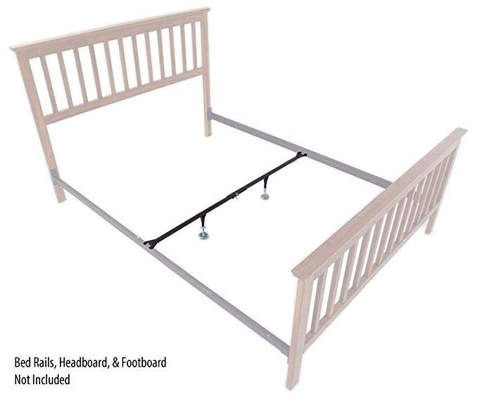 Instantlift Il 1 Full Queen Center Support System For Metal Bed