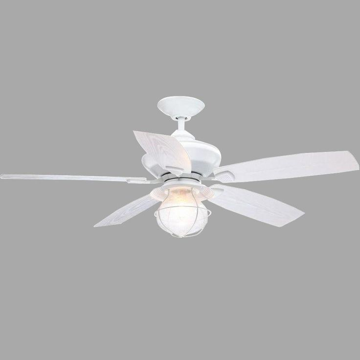 Hampton Bay Sailwind II 52 in. Indoor/Outdoor Oil-Rubbed Bronze Ceiling Fan with Wall Control AG908OD-ORB at The Home Depot - Mobile