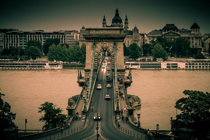 Chainbridge by Nagy Daniel on 500px