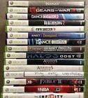 Lot of 15 USED Xbox 360 Games. Bioshock Fable II Dead Rising 2 and more!  Price 36.0 USD 11 Bids. End Time: 2017-03-21 17:02:46 PDT
