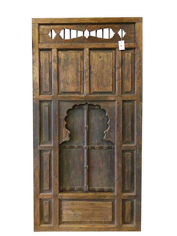 Antique Vintage Gujrati doors terrace windows by MOGULGALLERY #indi  furniture #vintage #antiquejharokha | Home essentials | Antique doors,  Antiques, Doors - Antique Vintage Gujrati Doors Terrace Windows By MOGULGALLERY #indi