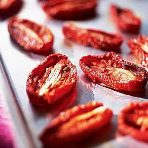 Fresh Tomato Recipes   Oven-Dried Tomatoes   CookingLight.com
