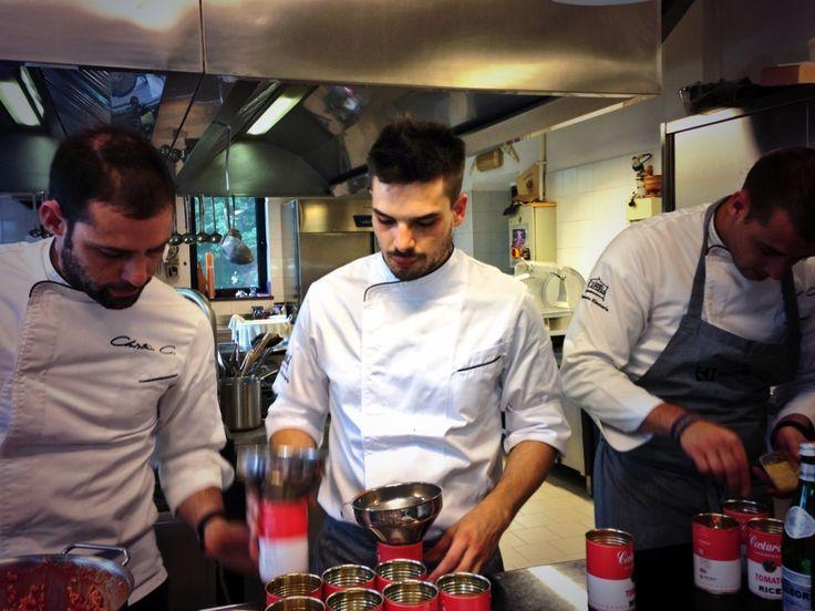 Gli chef all'opera