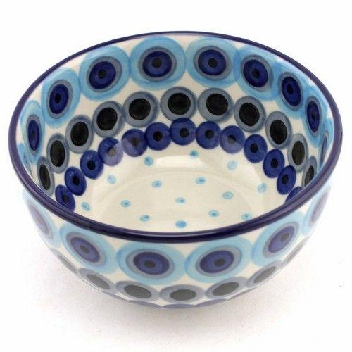 Bowl 5.5'' (14 cm) pattern no. 106 | Slavica Polish Pottery, USD 30.49