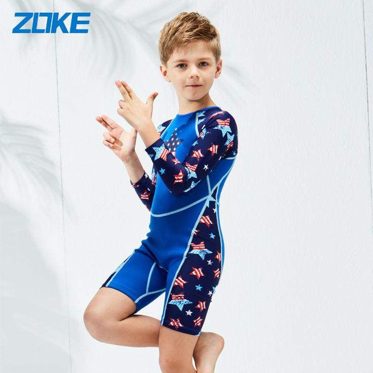 online store 771bc 4e6a7 Buy Zoke Kinderbadebekleidung Mädchen verbunden mit ...