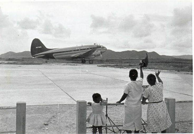 宮古島空港1964年8月